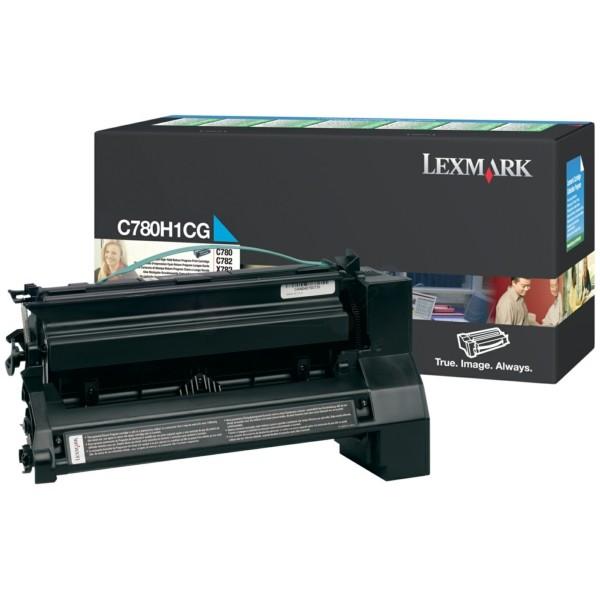 Lexmark Toner C780H1CG cyan