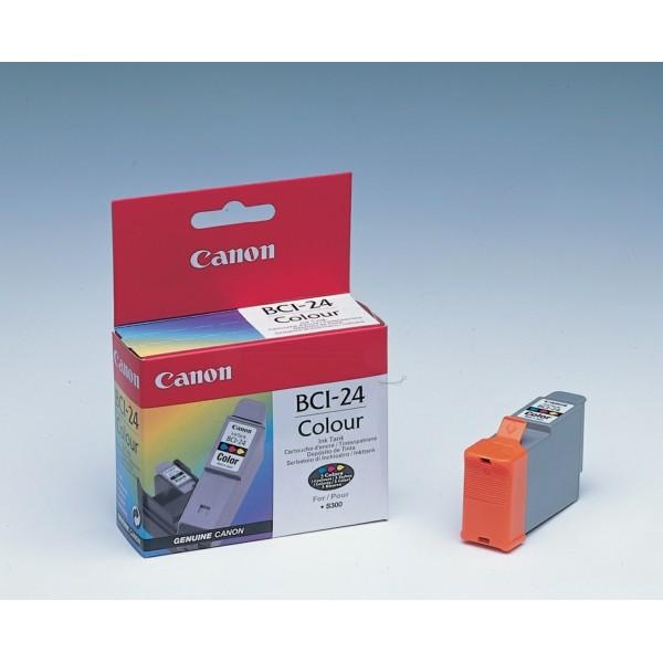 Canon Tintenpatrone BCI-24C color 6882A002