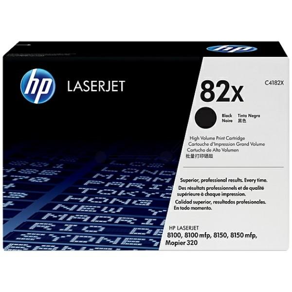 HP Toner 82X schwarz C4182X