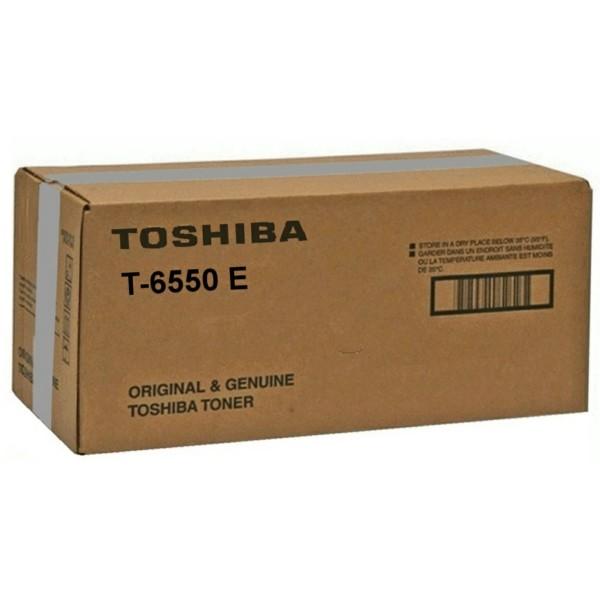 Toshiba Toner T-6550E schwarz 66061562 VE=4