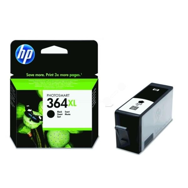 HP Tintenpatrone schwarz CN684EE 364XL