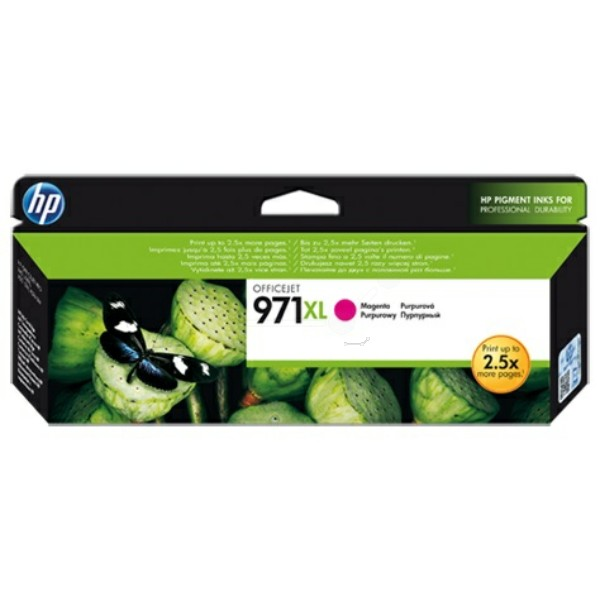 HP Tintenpatrone Nr. 971XL magenta CN627AE
