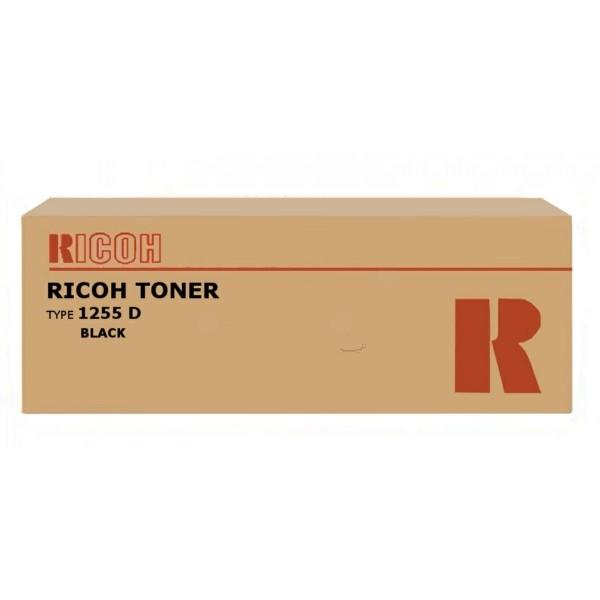Ricoh Toner 411073 schwarz Type 1255D