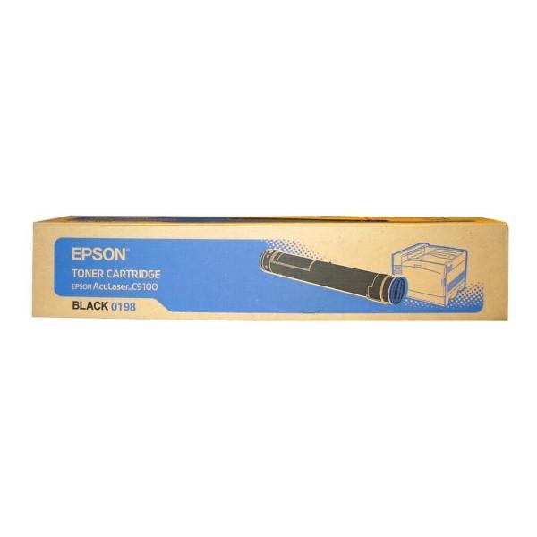 Epson Toner S050198 schwarz C13S050198