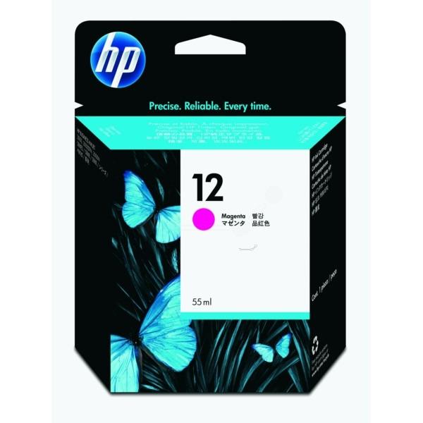 HP Tintenpatrone Nr. 12 magenta C4805A