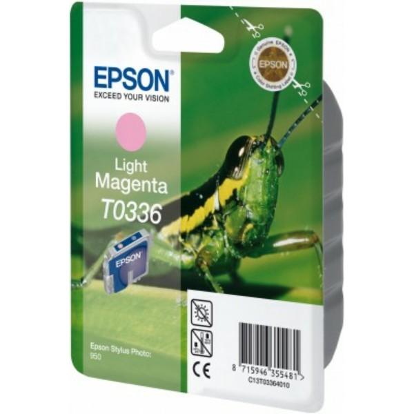 Epson Tintenpatrone T0336 magenta hell C13T03364010