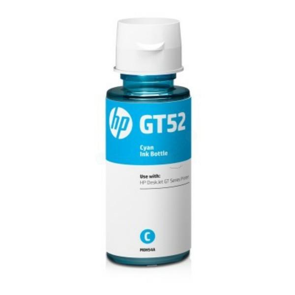 HP Tintenpatrone cyan M0H54AE GT52