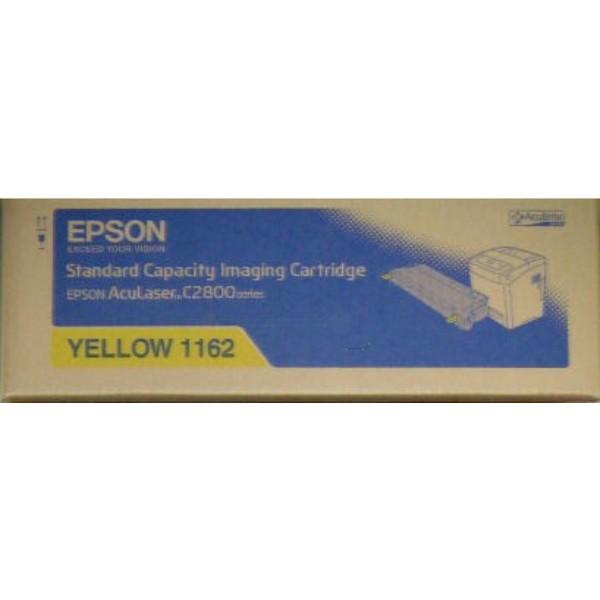 Epson Toner S051162 gelb C13S051162