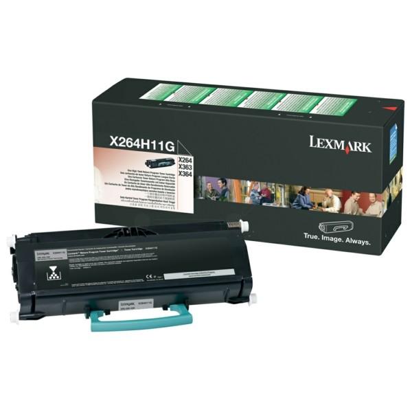Lexmark Toner X264H11G schwarz