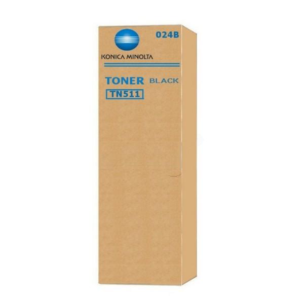 Konica Minolta Toner TN-511 schwarz 024B