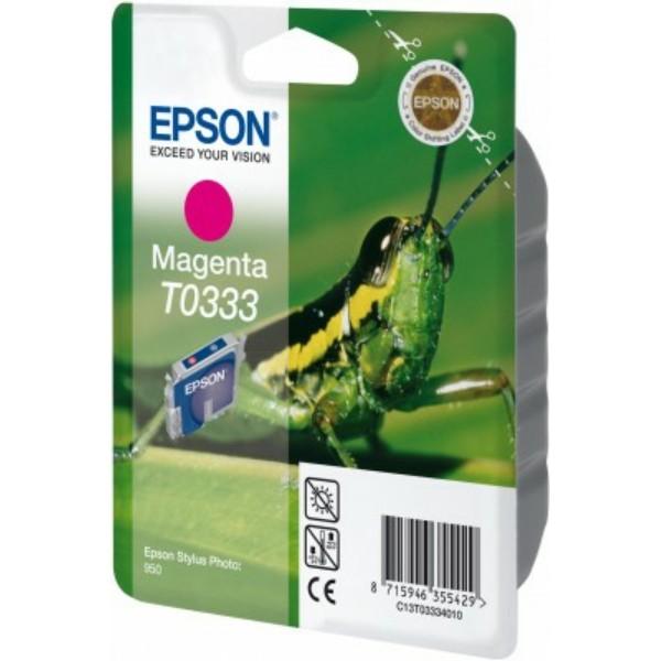 Epson Tintenpatrone T0333 magenta C13T03334010