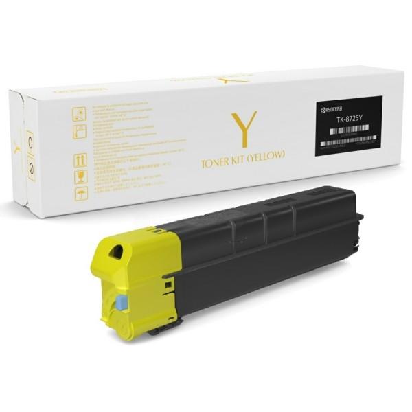 Kyocera Toner gelb 1T02NHANL0 TK-8725Y